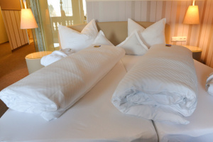 Double-room Classic at Gutshof Zillertal, Hotel Mayrhofen (photo)